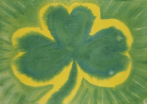 Etheric Shamrock